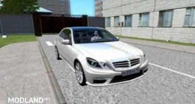 Mercedes-Benz E63 AMG [1.3.3], 1 photo